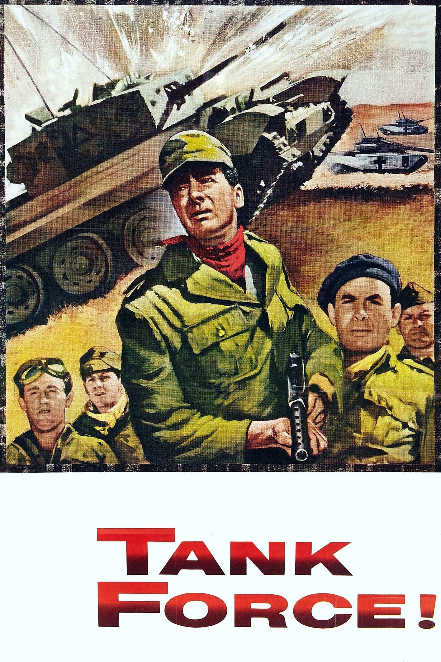 No hay tiempo para morir (Tank Force)