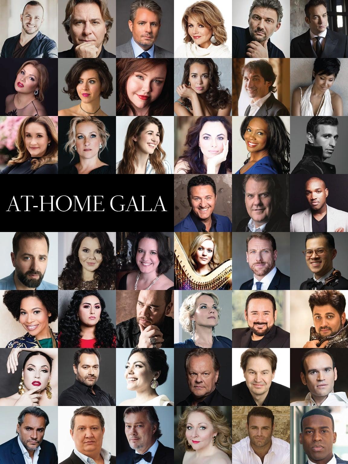 Metropolitan Opera At Home Gala
