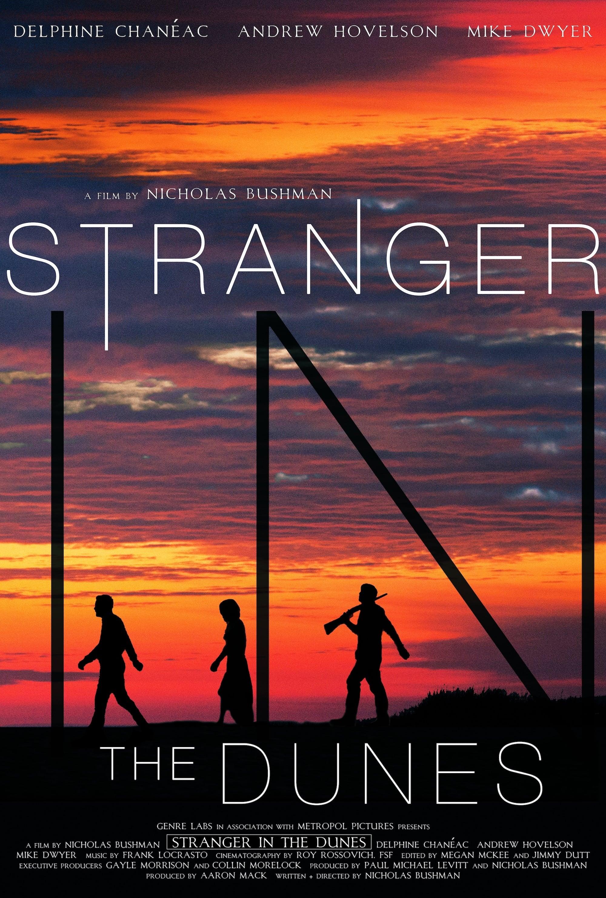 Stranger in the Dunes