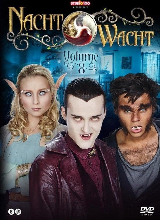 Nachtwacht - Volume 8