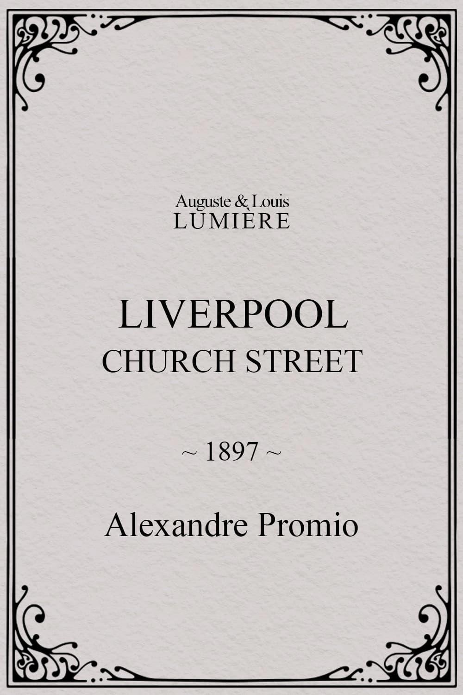 Liverpool, Church Street