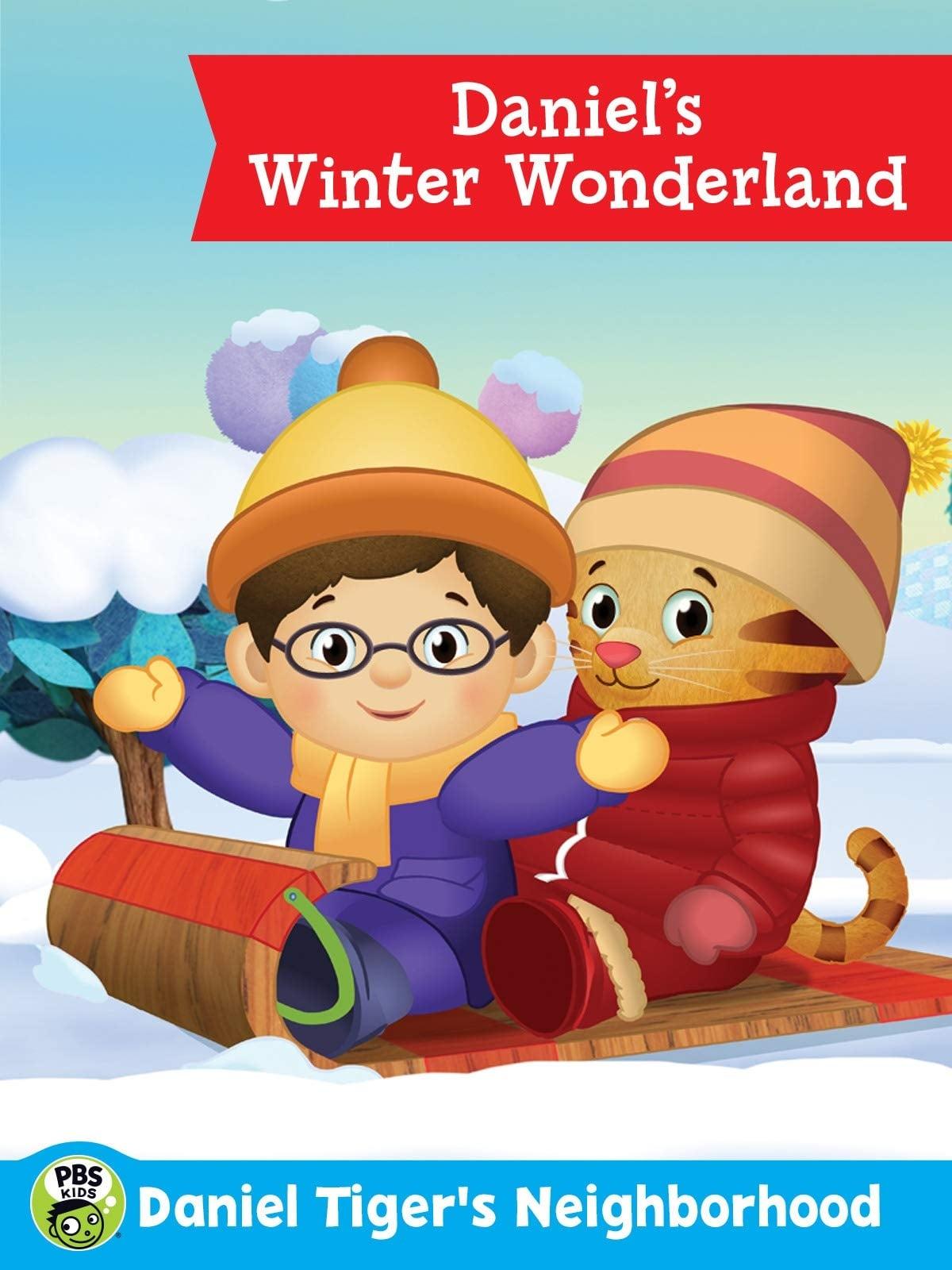 Daniel Tiger's Neighborhood: Daniel's Winter Wonderland