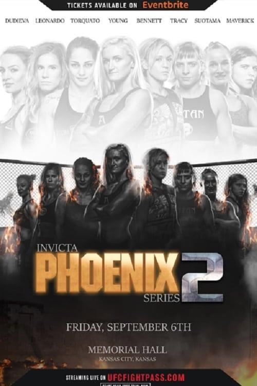Invicta FC Phoenix Series 2