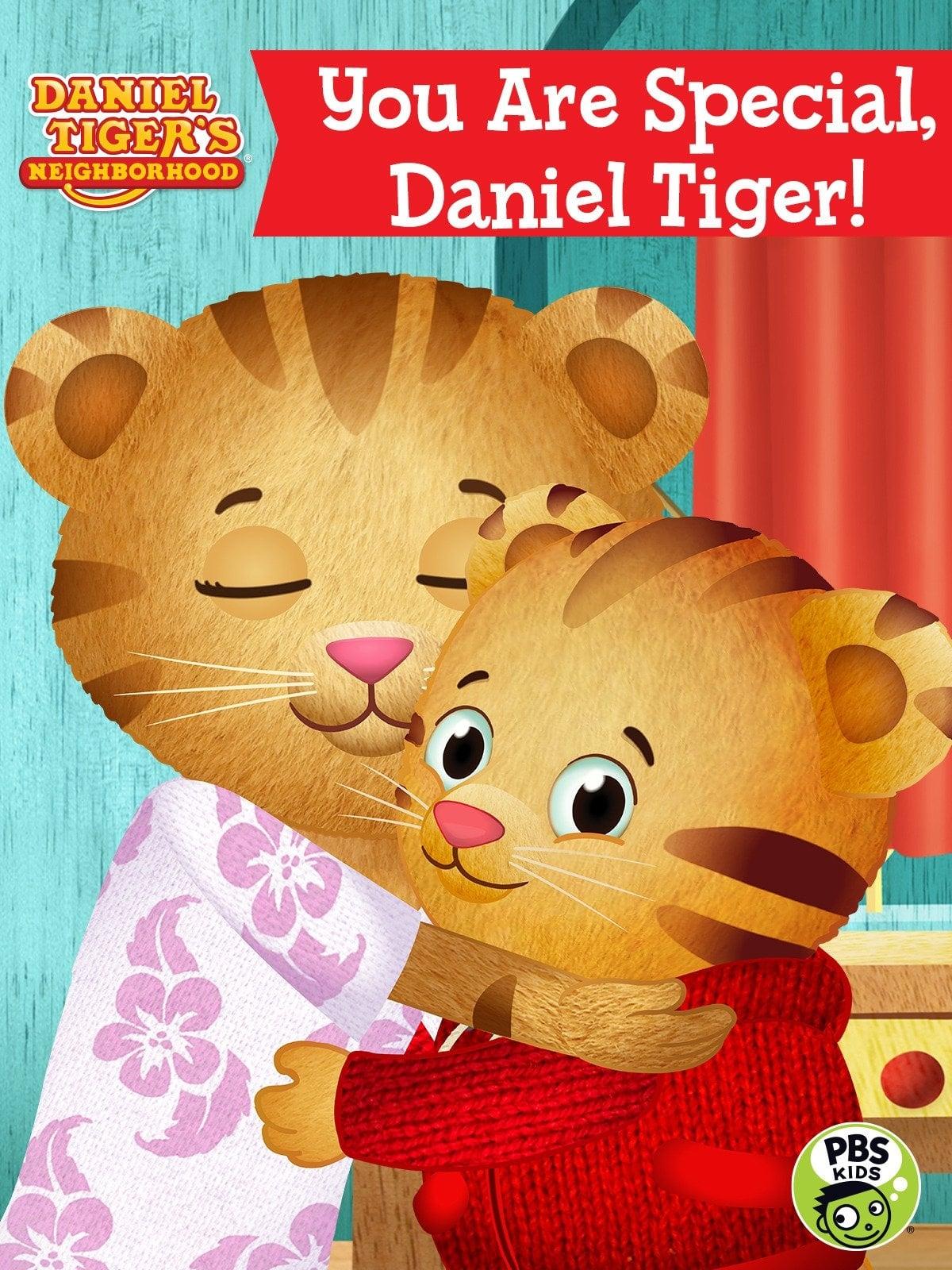 Daniel Tiger's Neighborhood: You Are Special, Daniel Tiger!