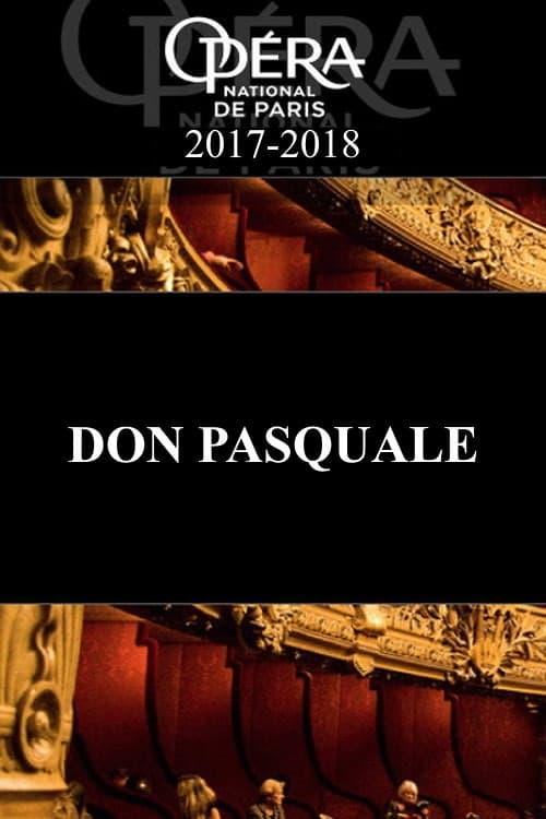 Don Pasquale - Palais Garnier