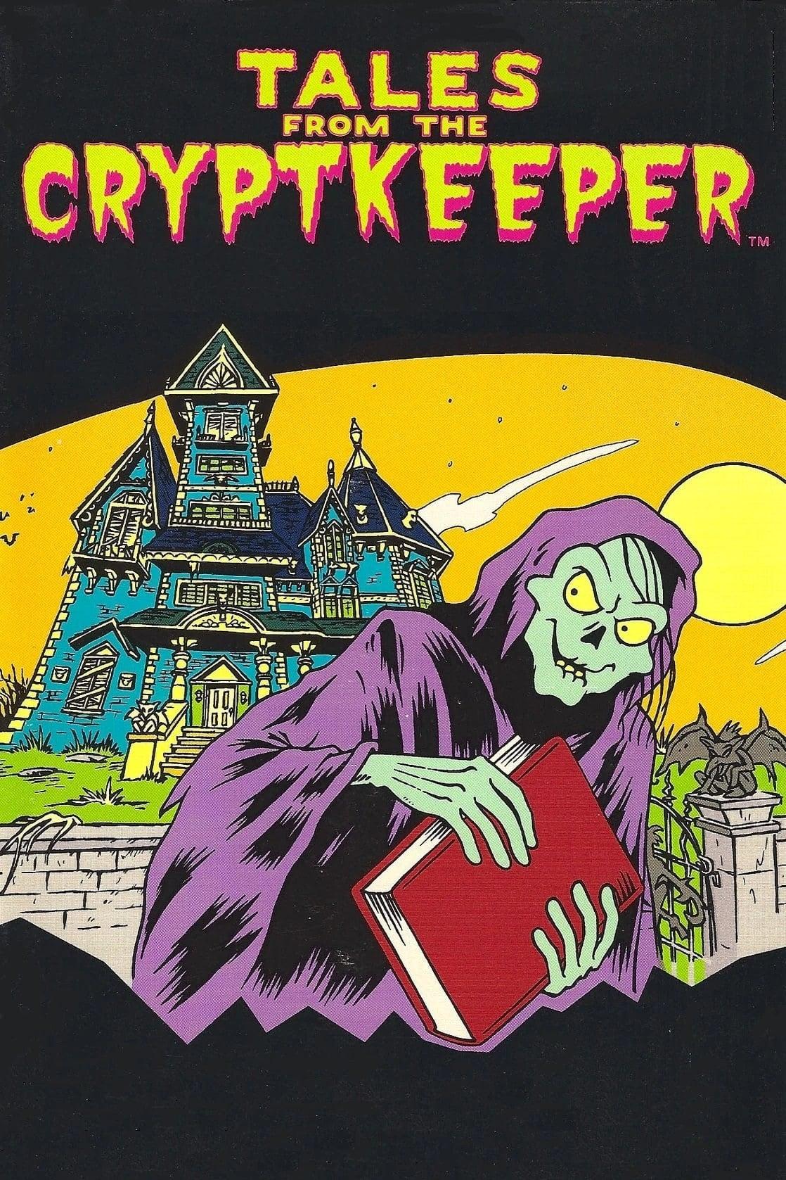 Los cuentos del guardián de la cripta