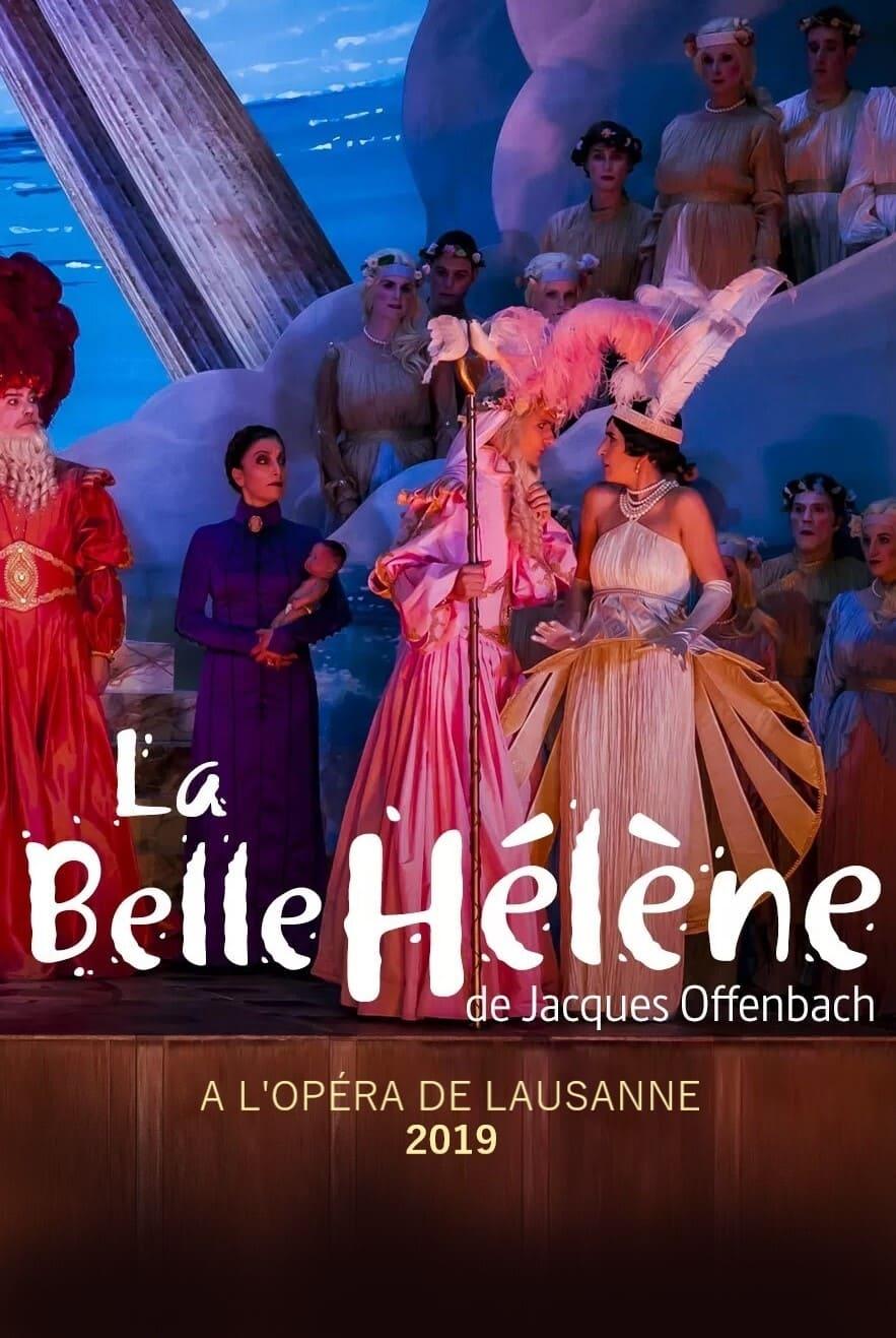 La Belle Hélène - Opéra de Lausanne