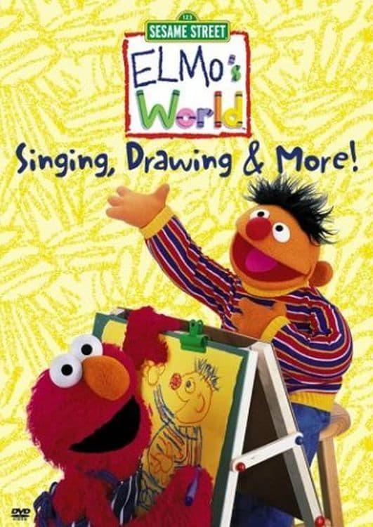 Sesame Street: Elmo's World: Singing, Drawing & More!