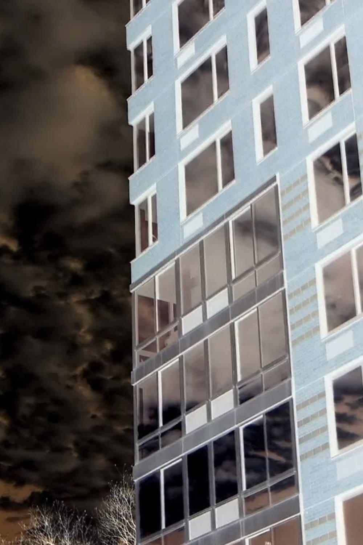 Transparent Apartments