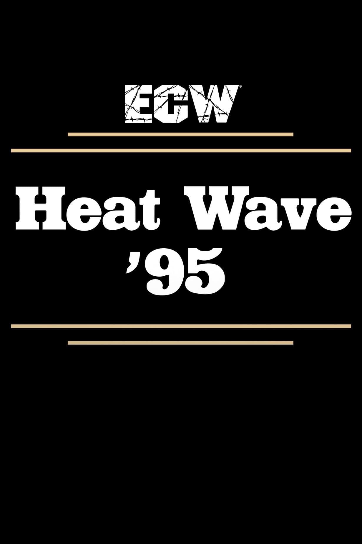 ECW Heat Wave 1995
