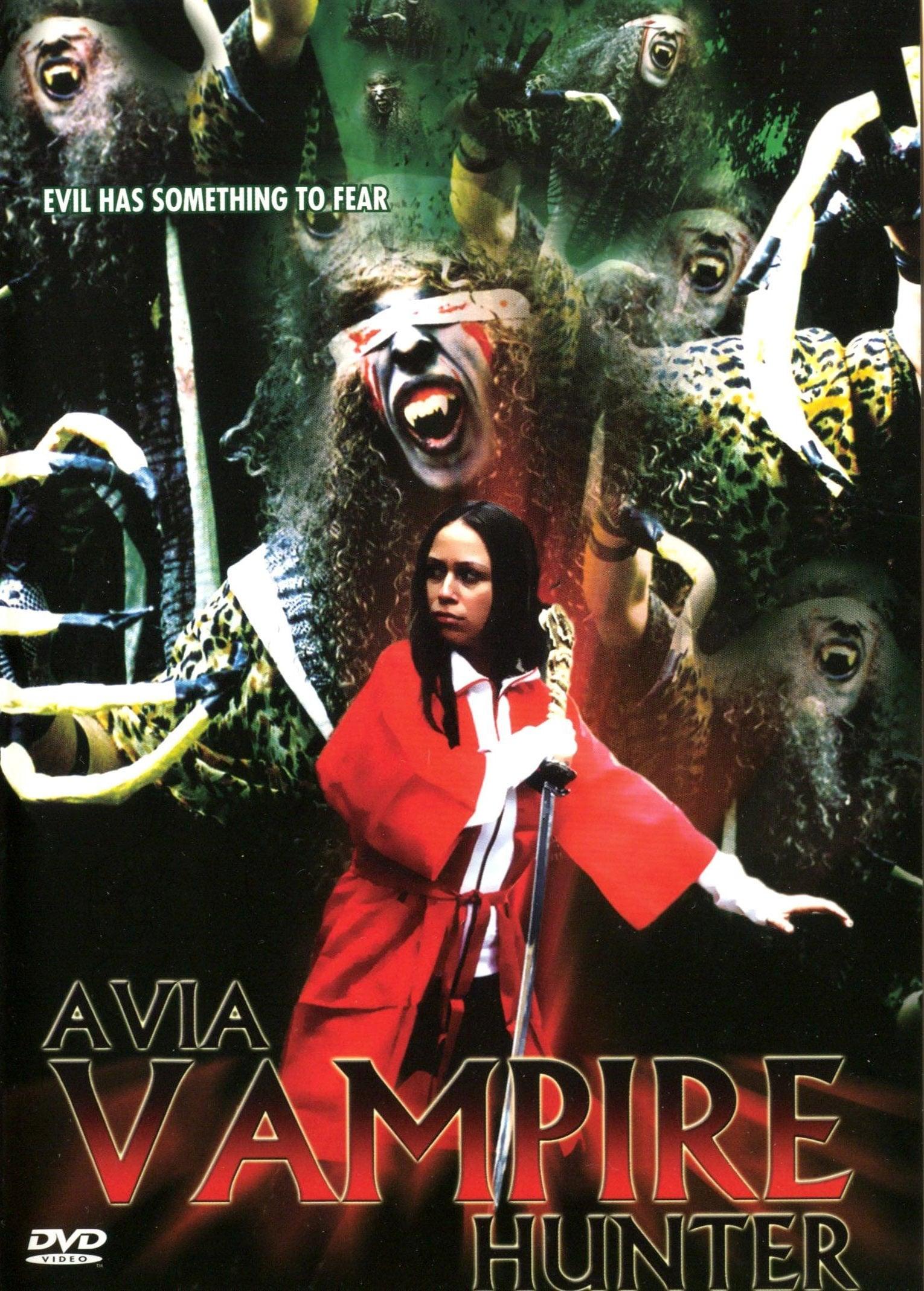 Avia: Vampire Hunter