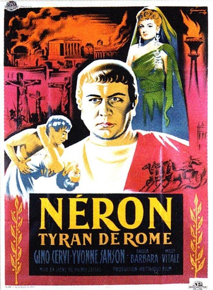 Néron, tyran de Rome