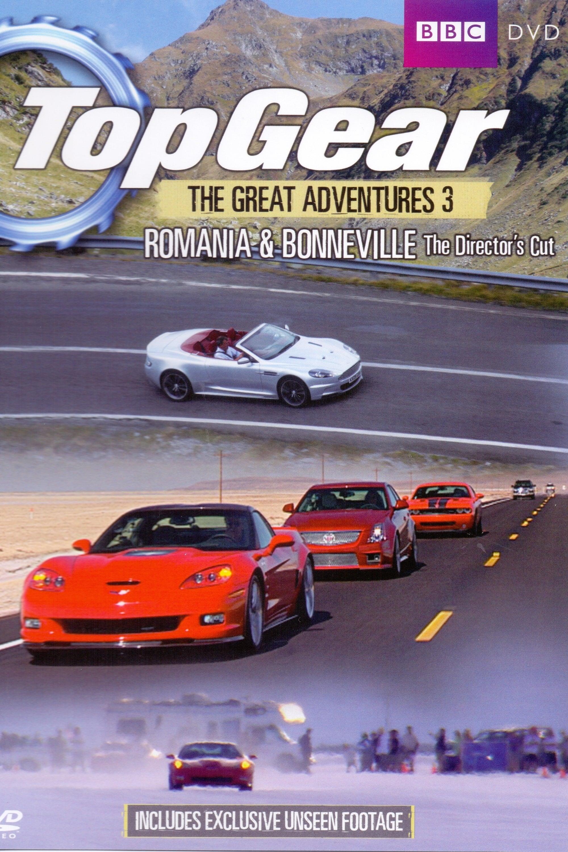Top Gear: Romania & Bonneville Special