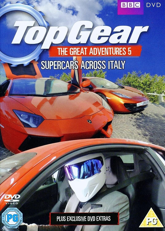 Top Gear: Supercars Across Italy