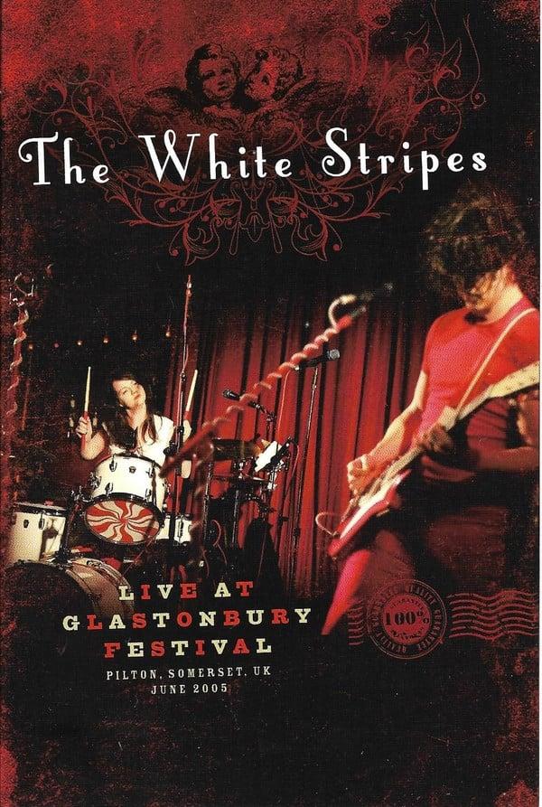 The White Stripes Glastonbury 2005