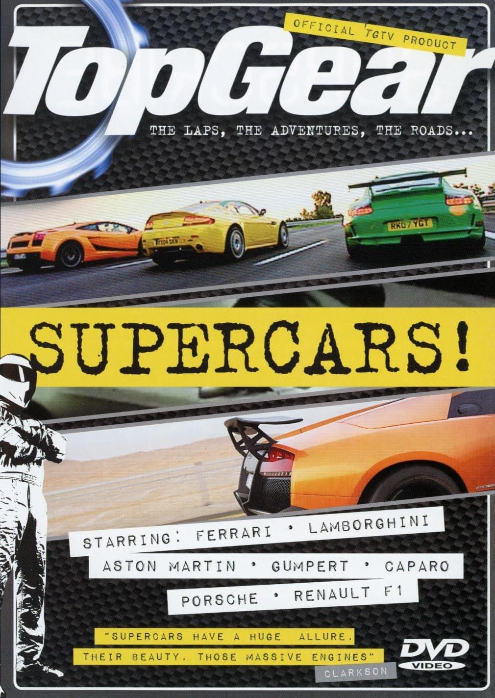 Top Gear: Supercars