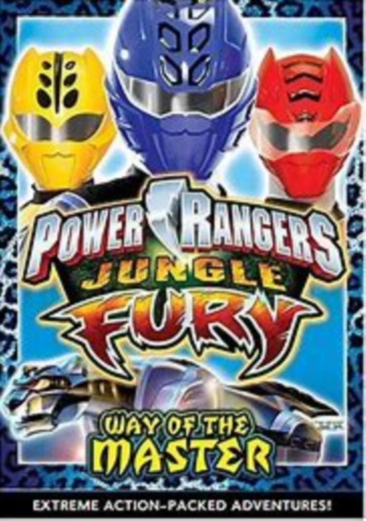 Power Rangers: Jungle Fury: Way of the Master