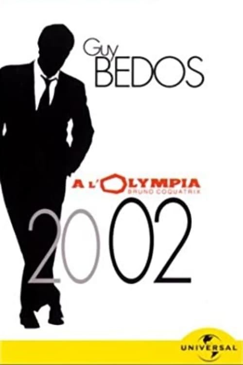 Guy Bedos à l'Olympia
