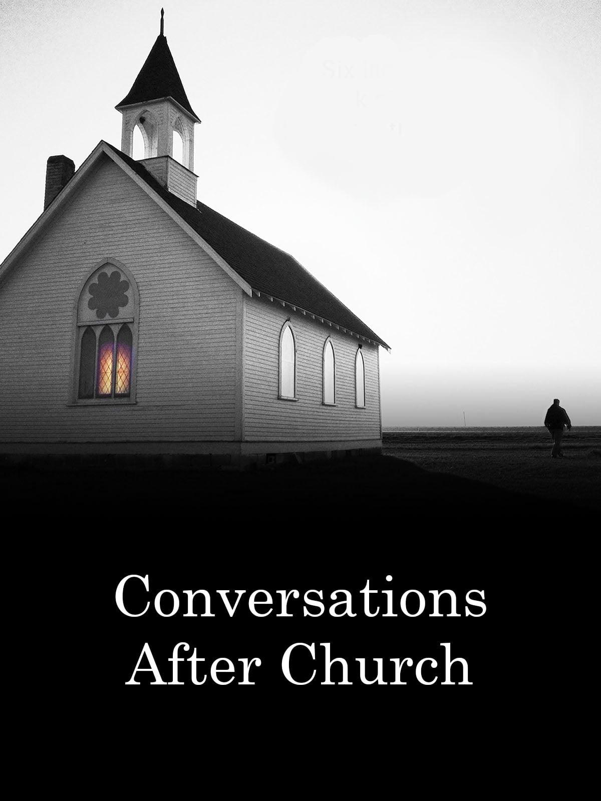 Conversations after Church