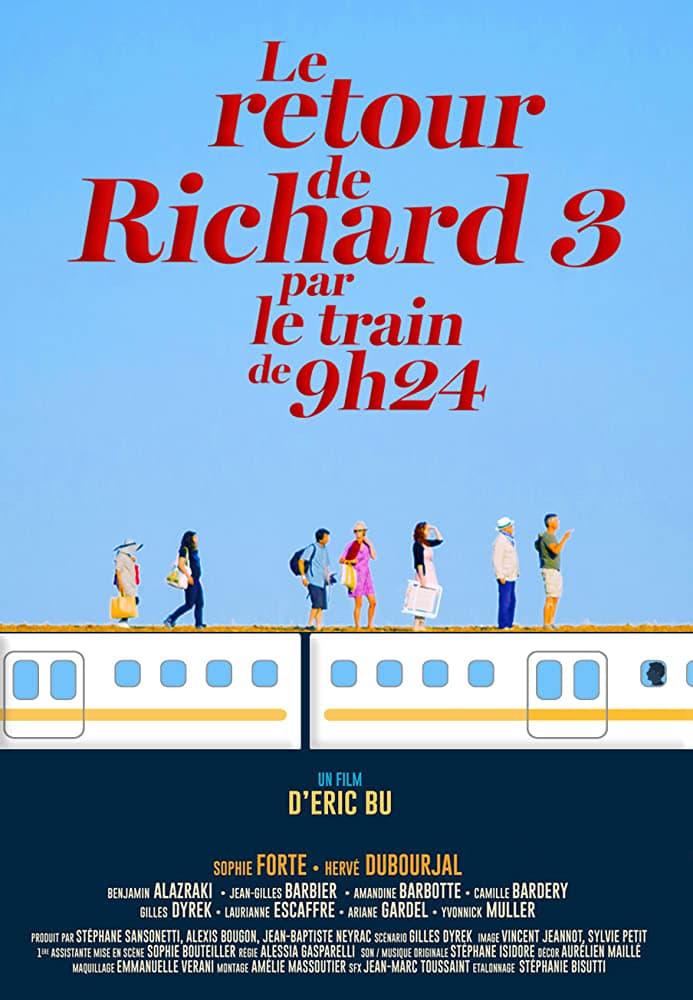 The Return of Richard III on the 9:24 am Train