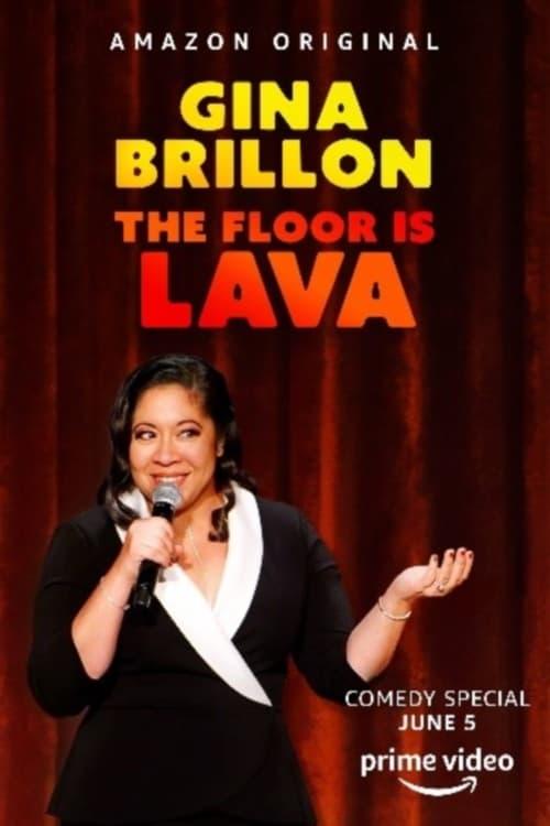Gina Brillon: The Floor Is Lava