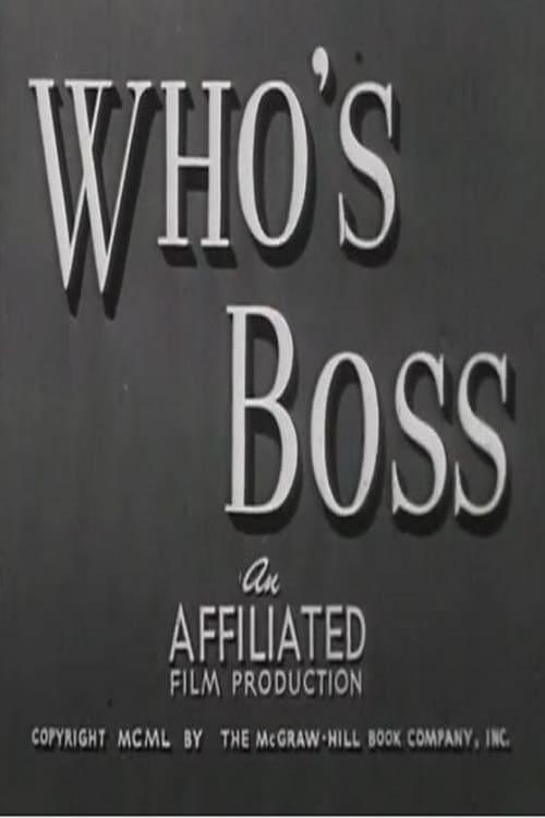 Who's Boss?