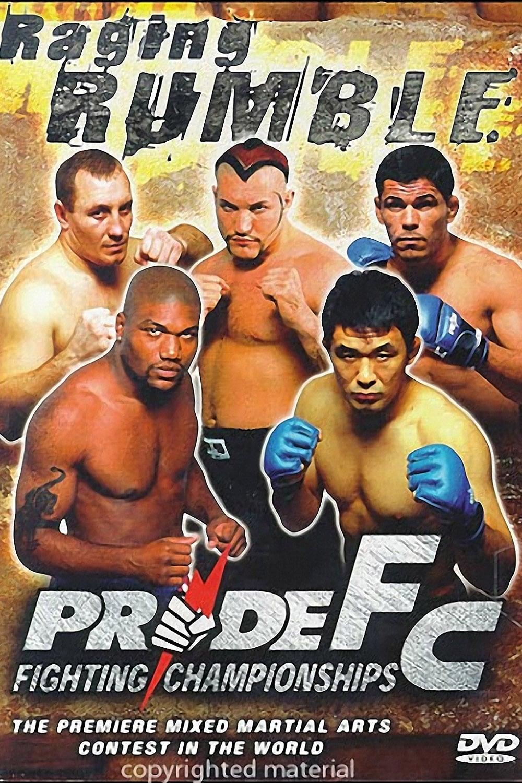 Pride 15: Raging Rumble