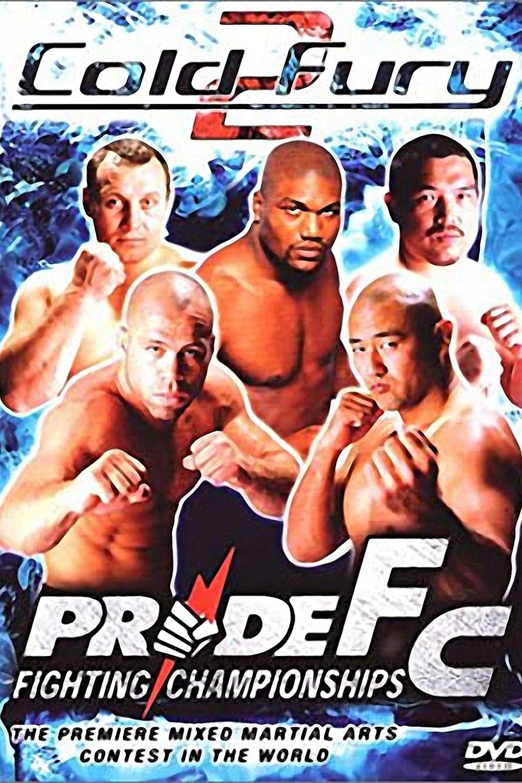 Pride 18: Cold Fury 2