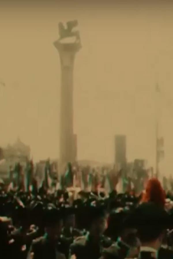 L'inaugurazione del campanile di San Marco