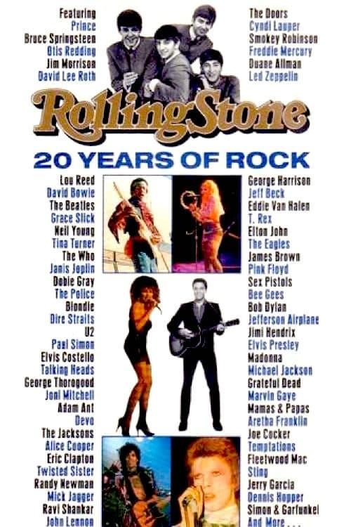 Rolling Stone Presents Twenty Years of Rock & Roll
