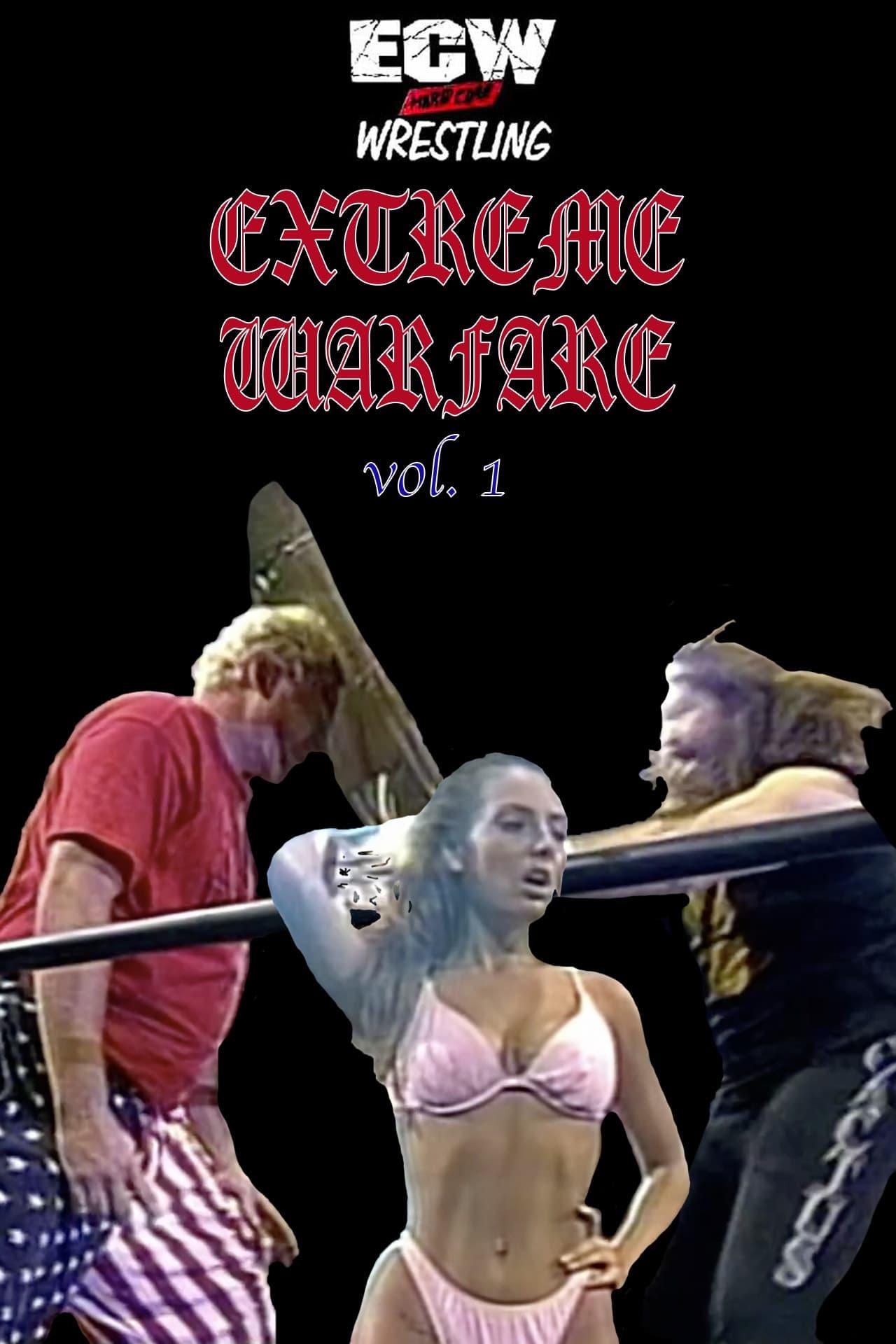 ECW Extreme Warfare Vol. 1