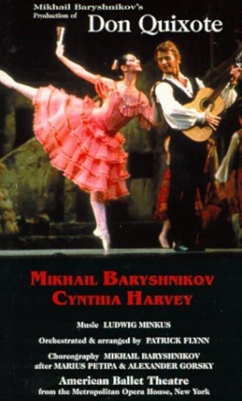 Don Quixote (Kitri's Wedding), A Ballet In Three Acts