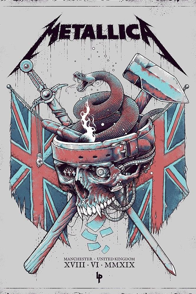 Metallica: WorldWired Tour - Live in Manchester, England - June 18, 2019