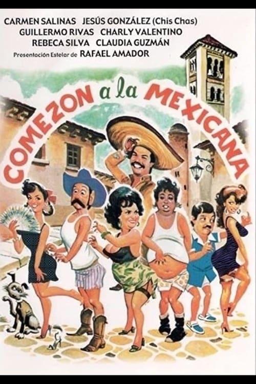 Comezón a la Mexicana
