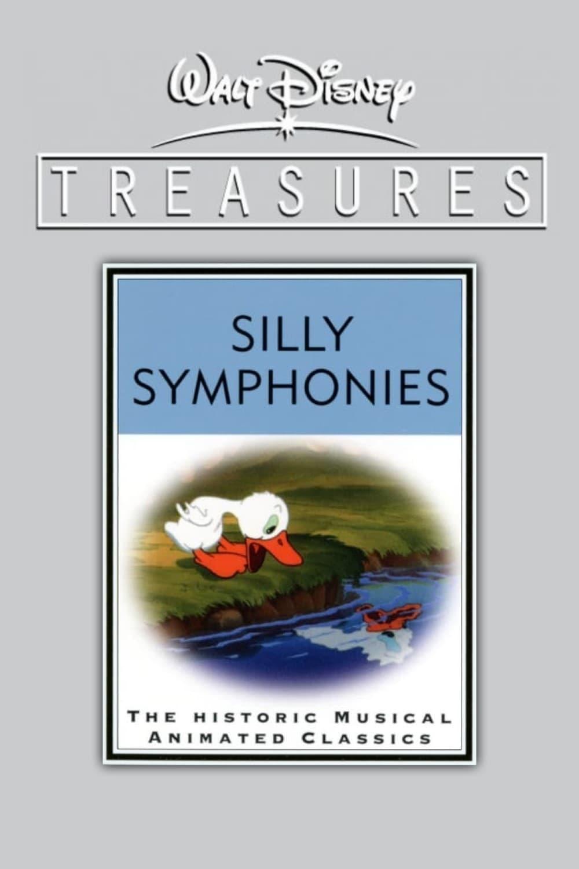 Les trésors Disney : Silly Symphonies - Les contes musicaux