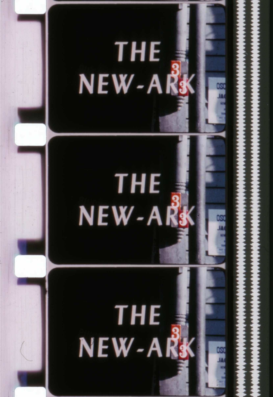 The New-Ark [Black Journal segment]