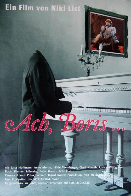 Ach, Boris...