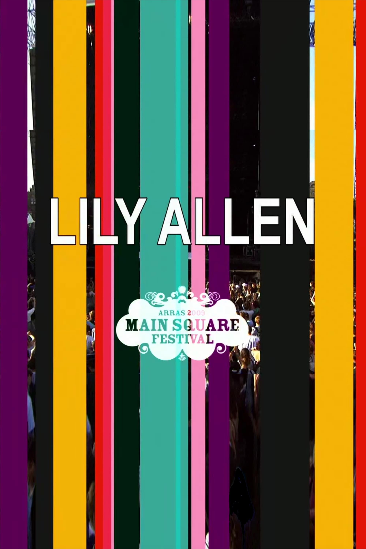 Lily Allen - Main Square Festival in Arras
