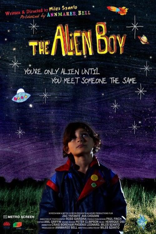 The Alien Boy