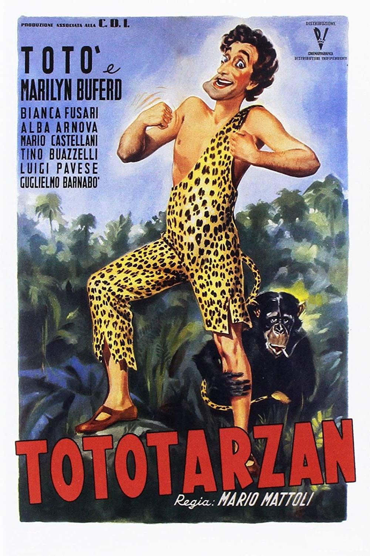 Totó Tarzán