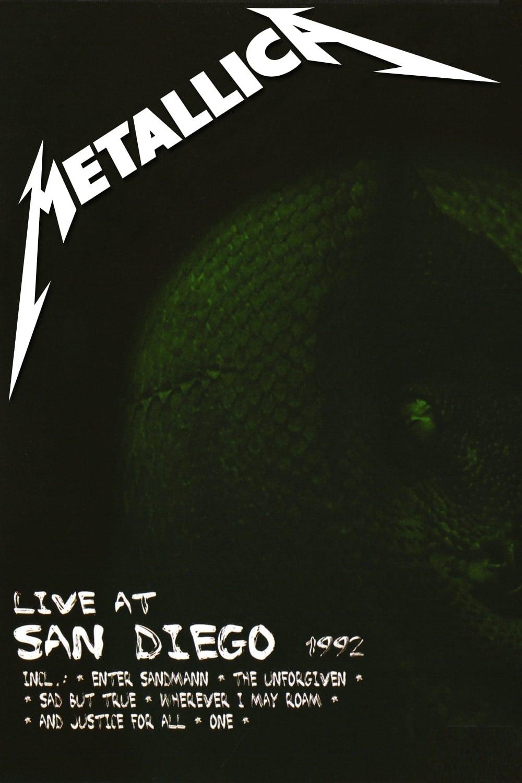 Metallica: Live in San Diego