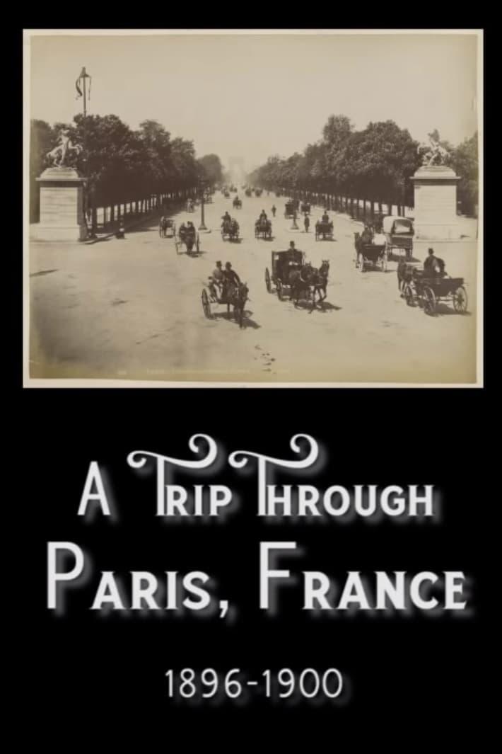 A Trip Through Paris, France in The 1890s