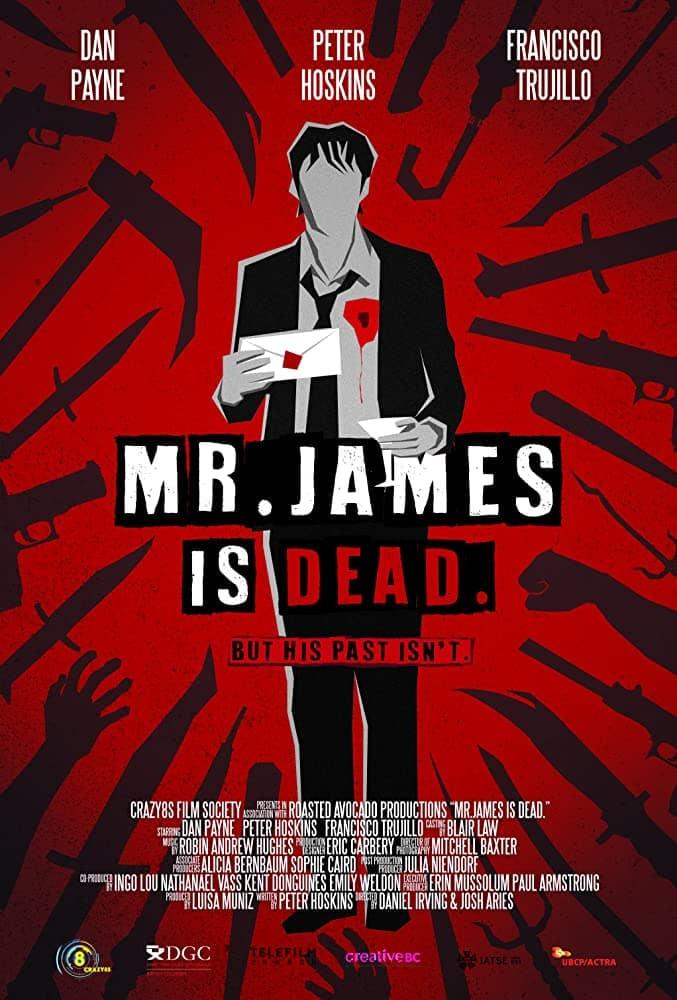 Mr. James Is Dead.