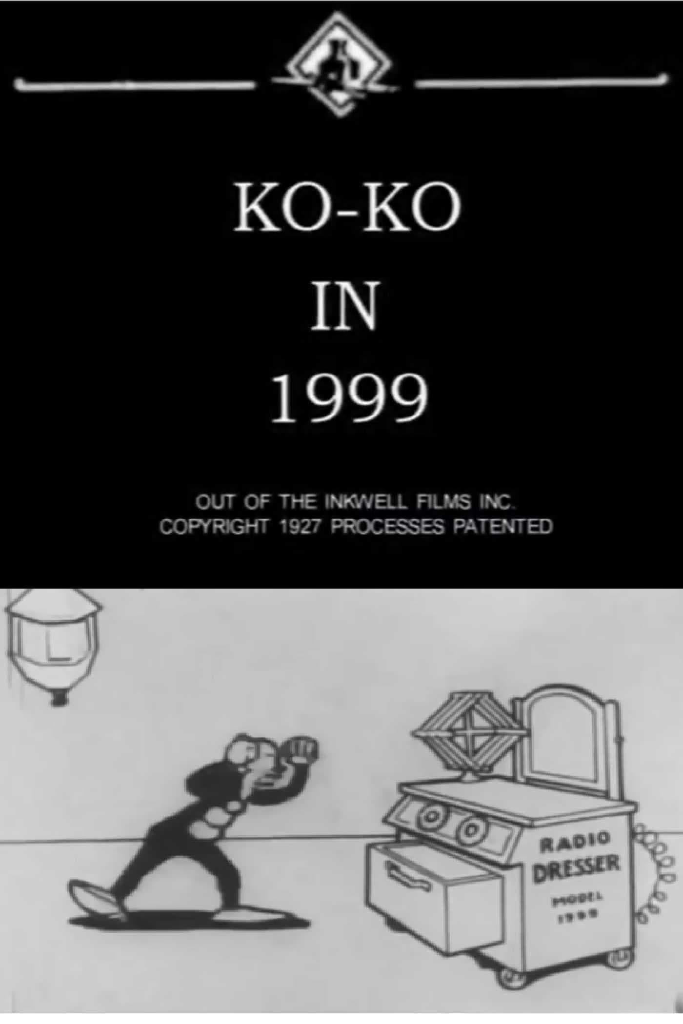 Koko in 1999