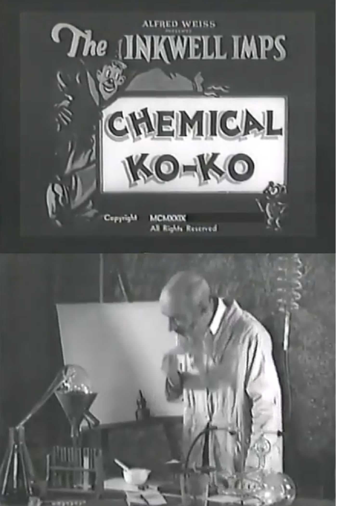 Chemical Ko-Ko
