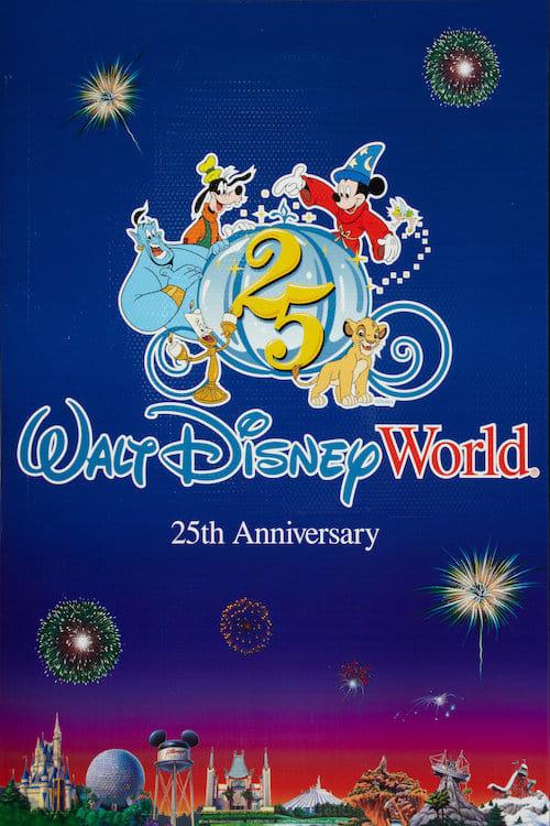 Walt Disney World's 25th Anniversary Party