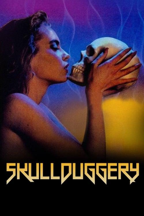 Skull, el crímen perfecto