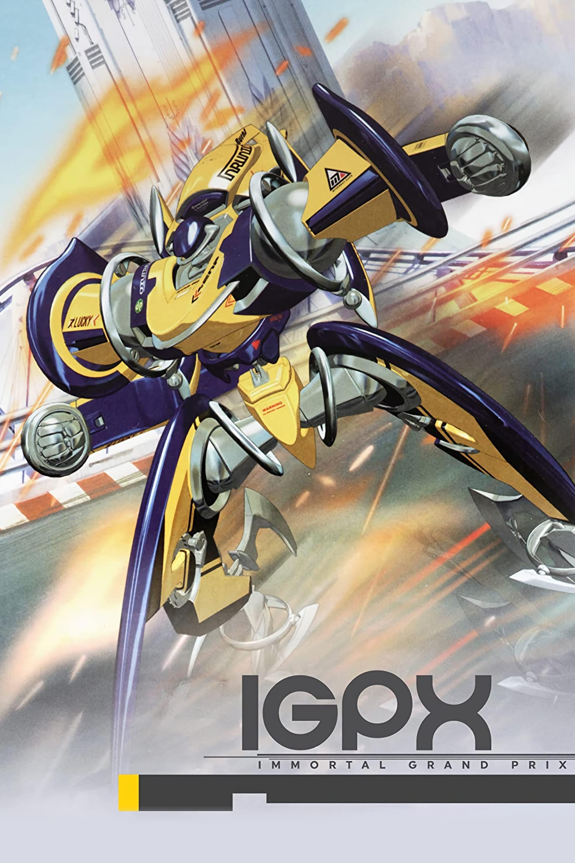 IGPX: Immortal Grand Prix