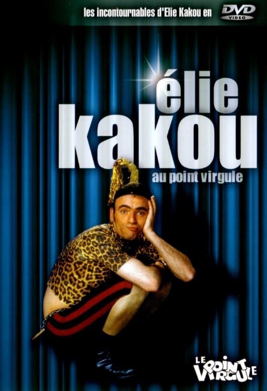 Élie Kakou - Au Point Virgule