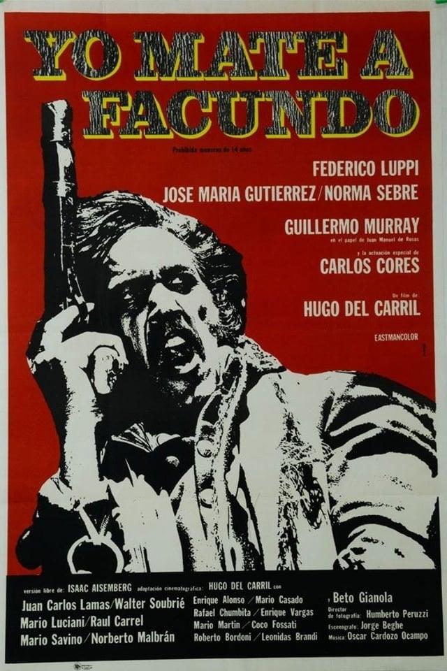 I Did Kill Facundo